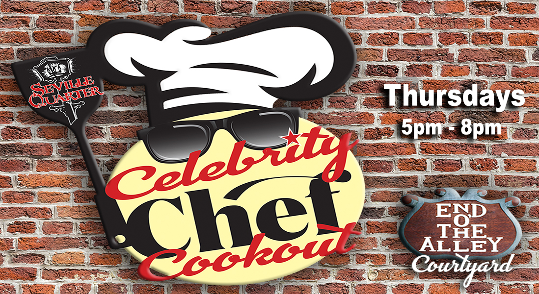 Celebrity Chef Cookout