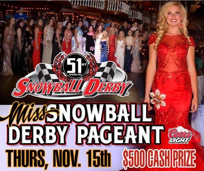 2018 Miss Snowball Derby