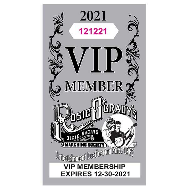 2021 VIP Membership