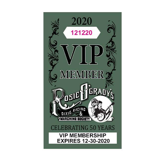 2020 VIP Membership