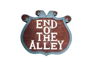 End o the Alley logo