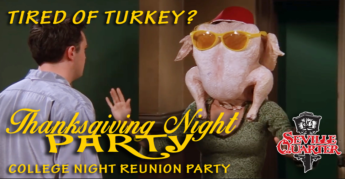 2019 Thanksgiving Night Party