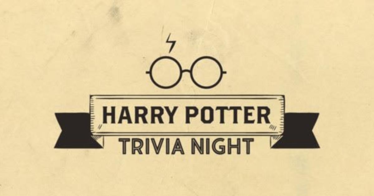 Seville Quarter Event harry potter trivia
