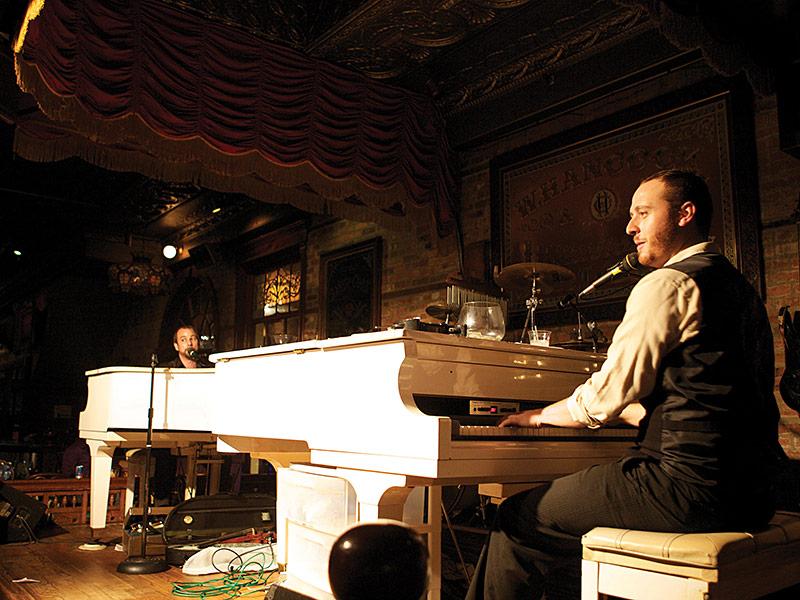 Piano Bar Banquet