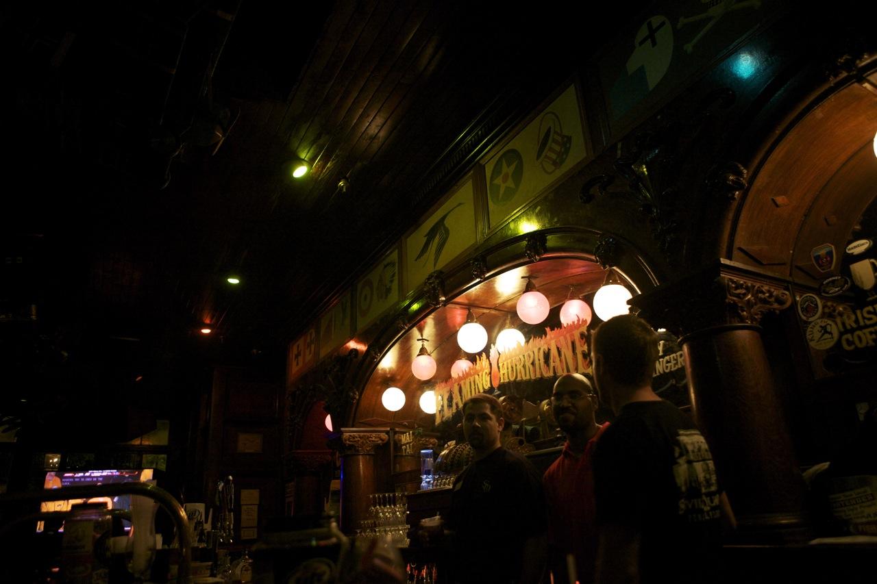 Seville Quarter - Lili Marlene's Interior