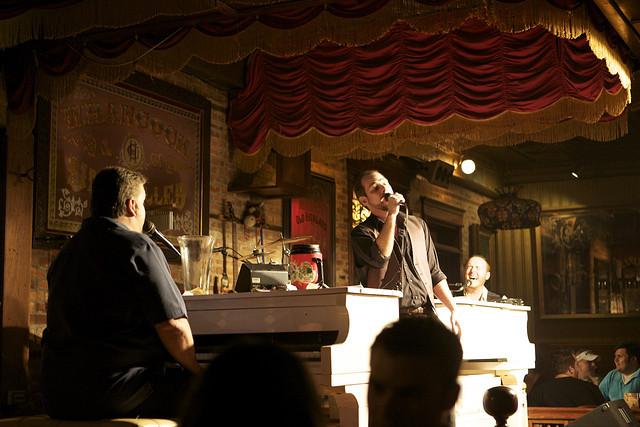 Seville Quarter - Rosie O'Grady's concert