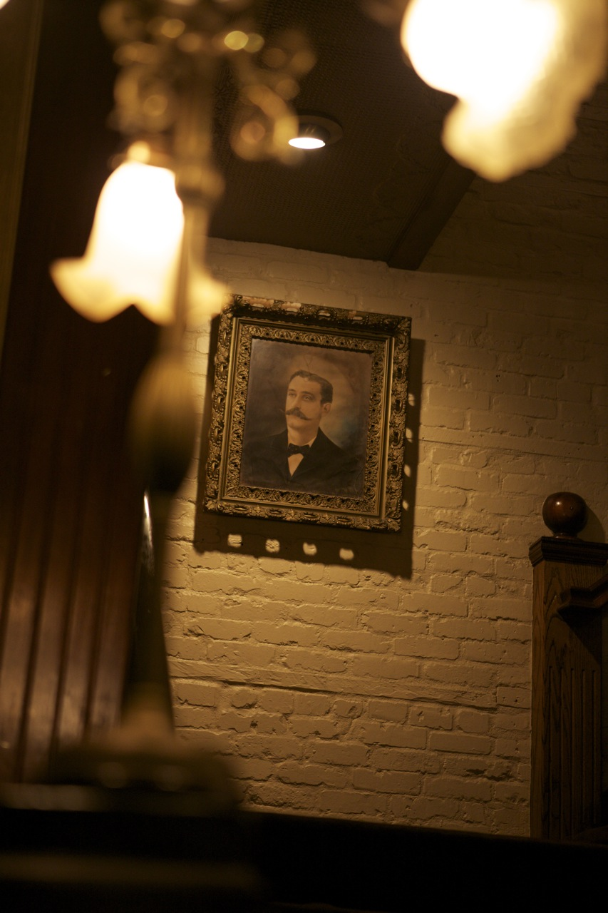 Seville Quarter - Rosie O'Grady's Interior