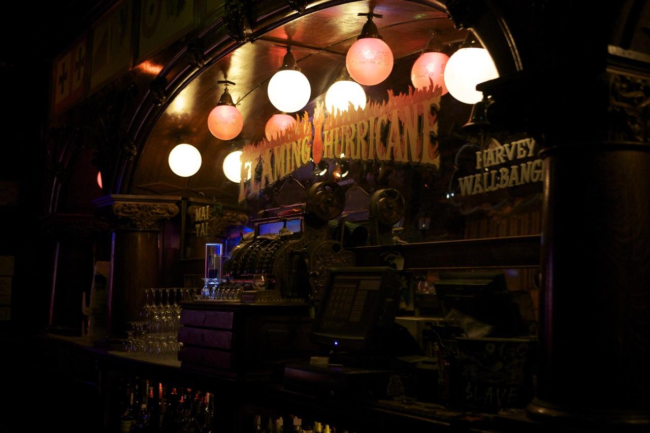 Seville Quarter - Rosie O'Grady's bar