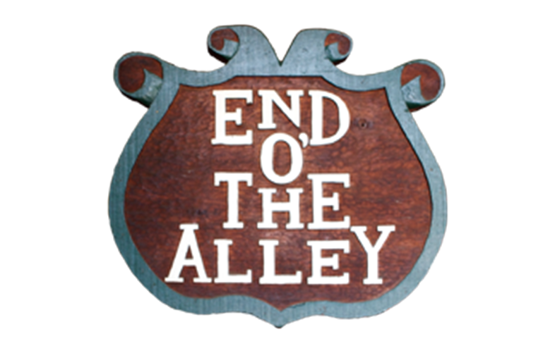End o the Alley logo