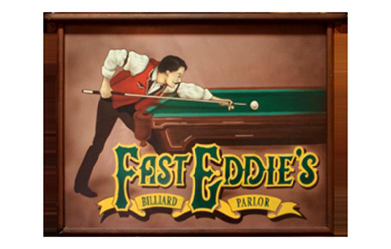 Fast Eddie's Logo