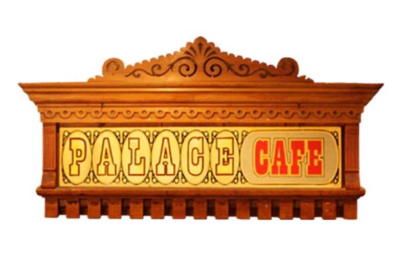 Palace Cafe Logo