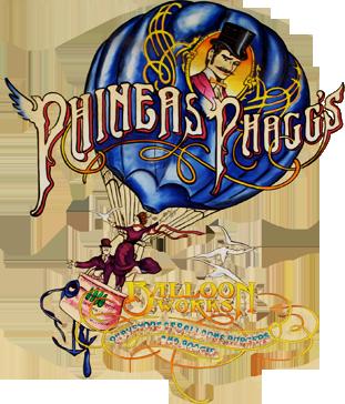 Phineas Phogg's Logo