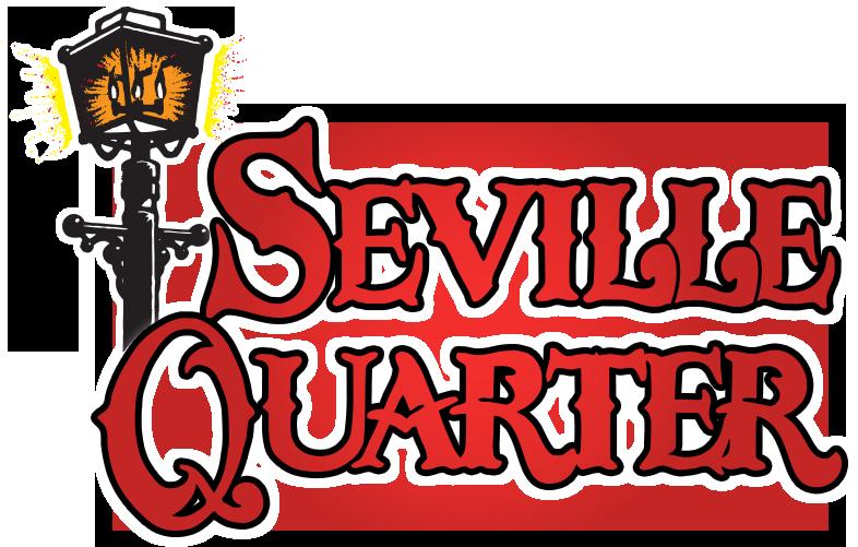 Seville Quarter logo