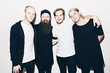 Ten Sixty Five 1065 Mobile Alababama Artist Judah & the Lion