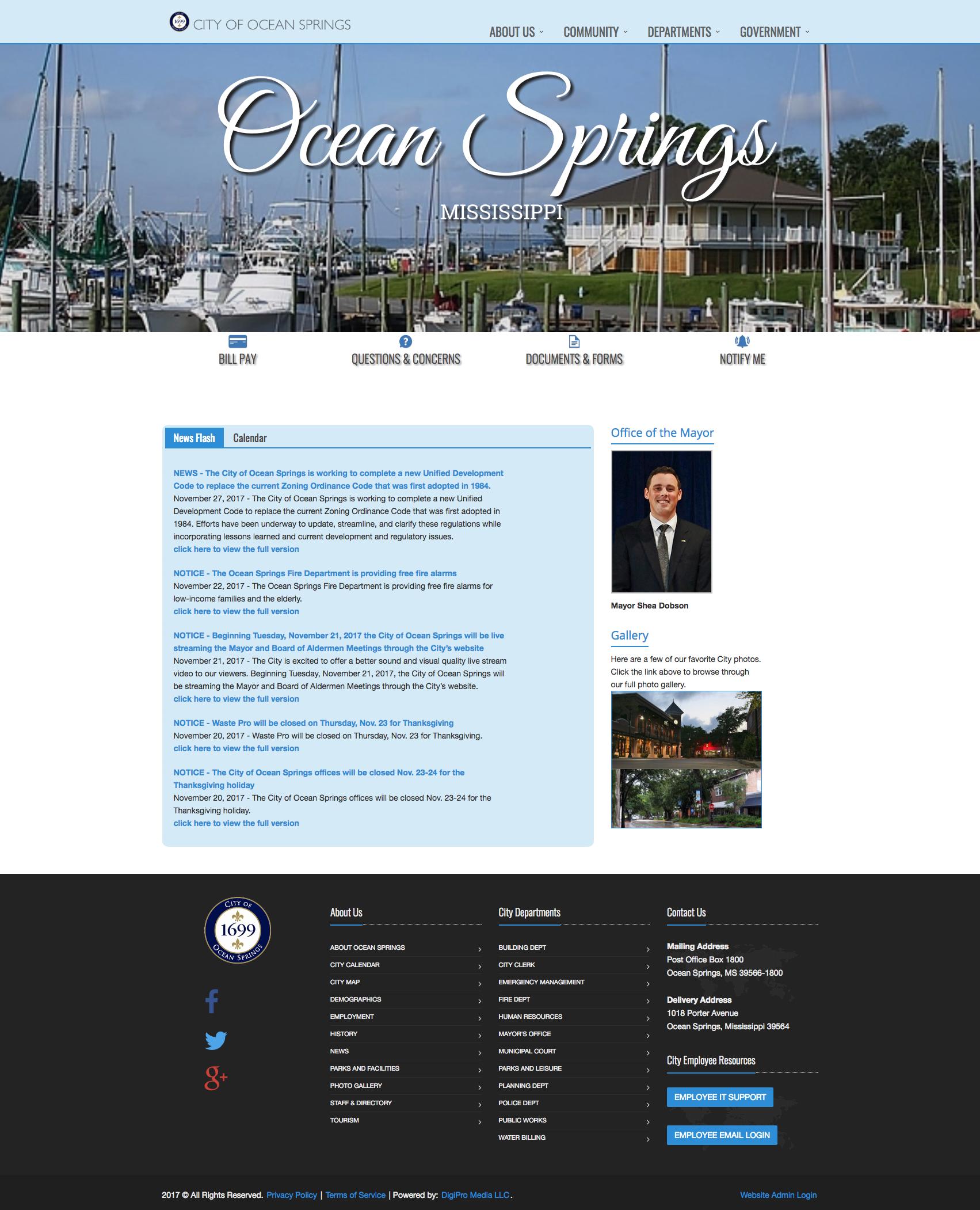 Full Mockup City of Ocean Springs