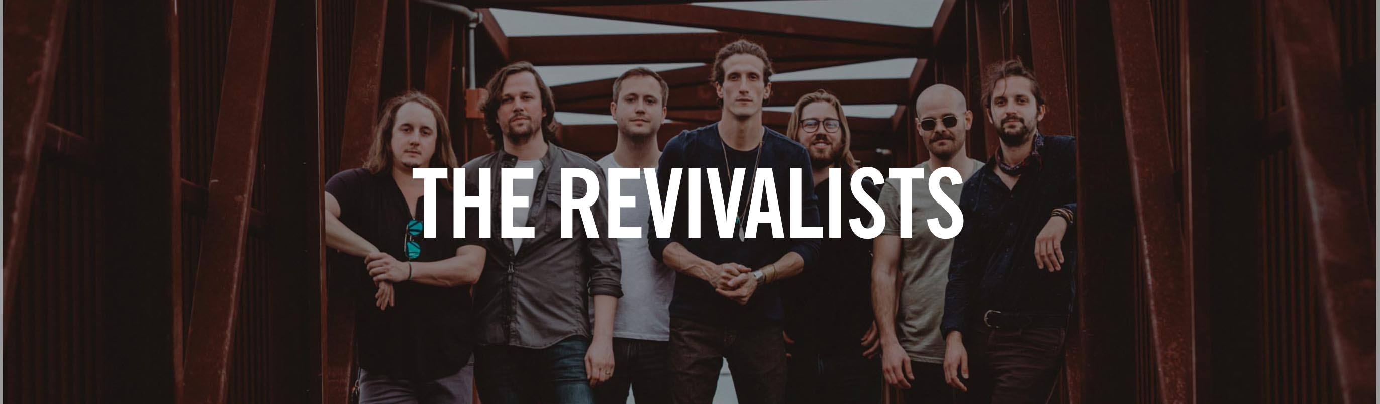 Extra Image mob The Revivalists