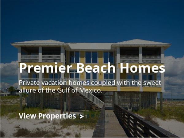 Premier Beach Homes