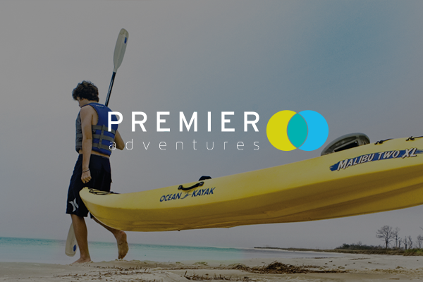 Premier Adventure Pensacola Beach rentals kayaks paddleboards beach sets