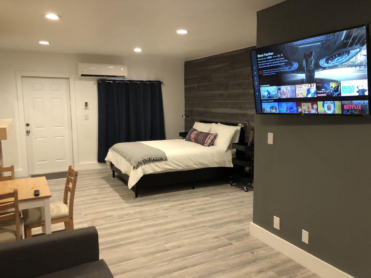 Cabana Suite Interior View