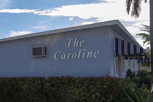 Caroline Motel