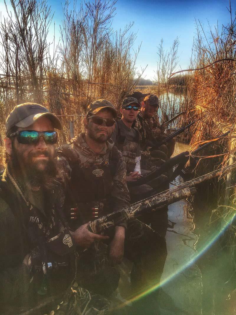 AHERO Duck Hunt 2016