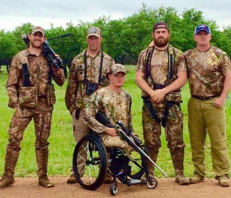 AHERO Hunt at Black Eagle Ranch