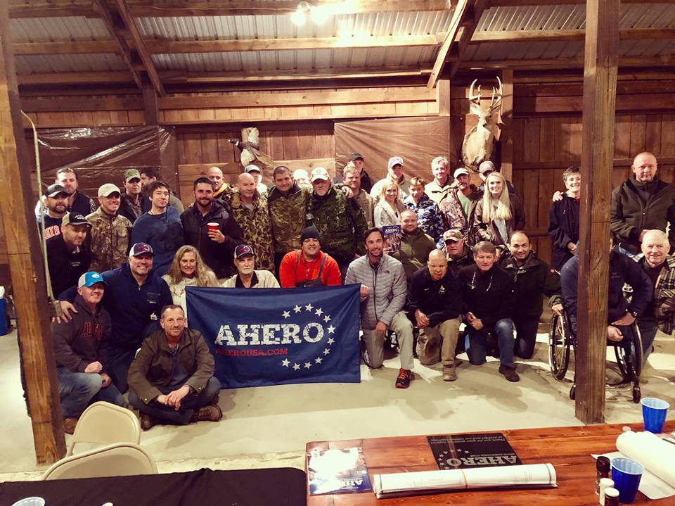 2019 AHERO Deer Hunt