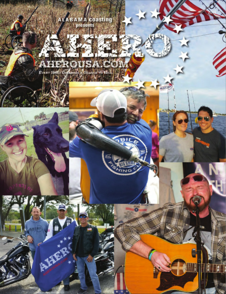 AHERO Magazine 2019 Cover