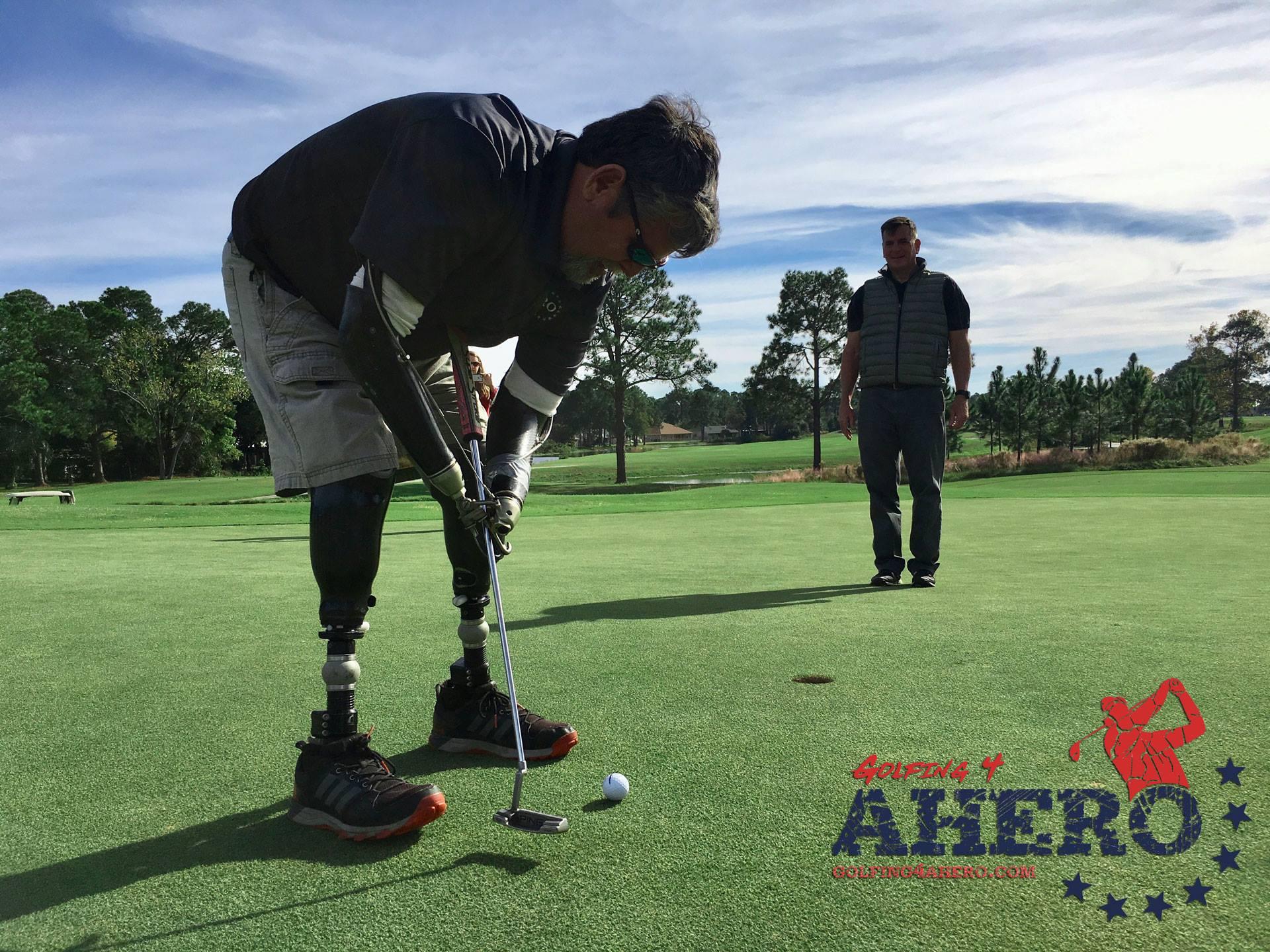 Golfing 4 AHERO