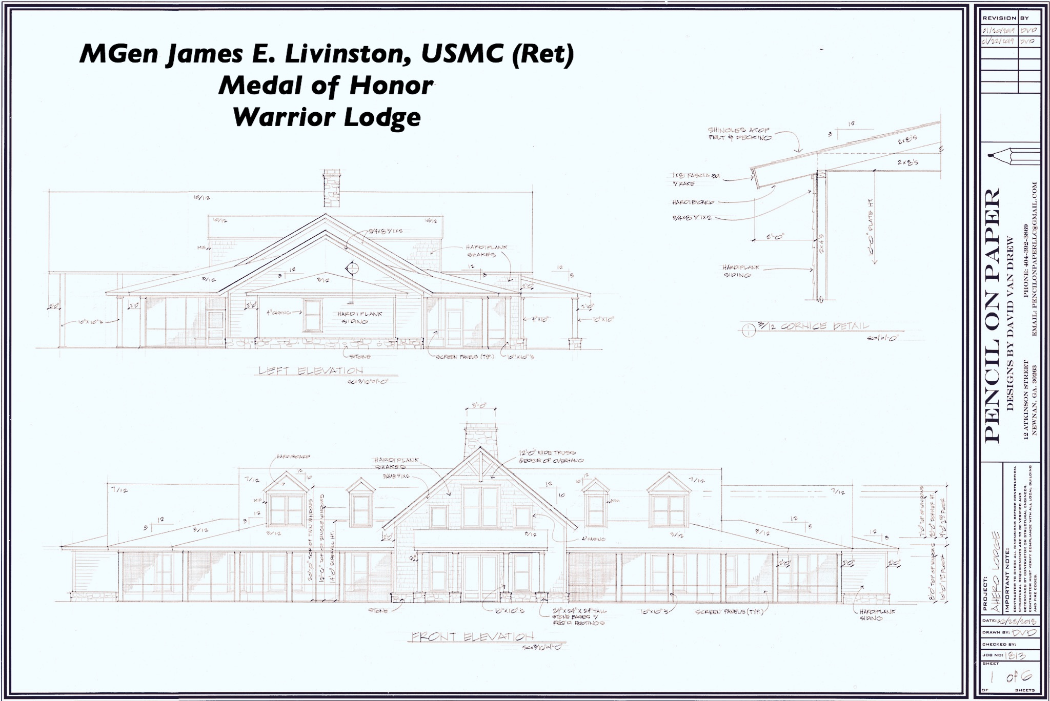 Coming Soon: The AHERO Warrior Lodge