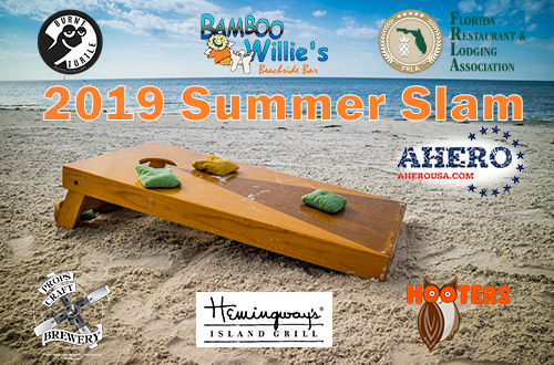 2019 Corn Hole Summer Slam