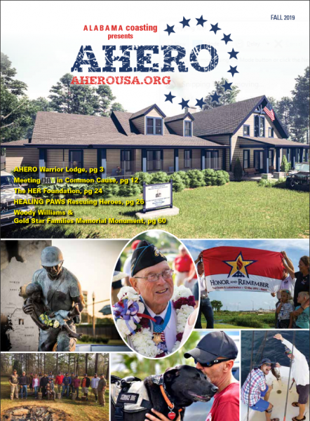 AHERO Magazine Fall 2019 Cover