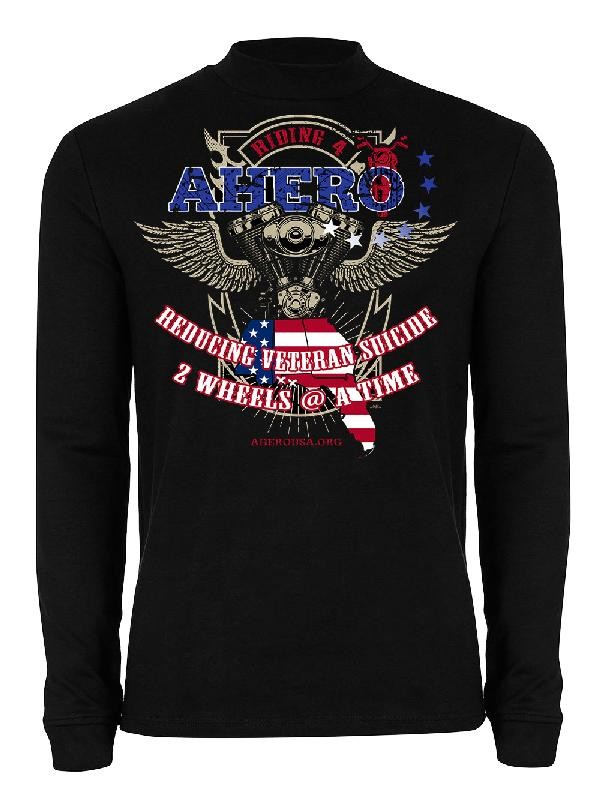 Riding 4 AHERO T-Shirts Available Now!