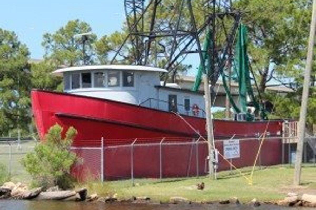 Scranton Shrimp Boat Museum