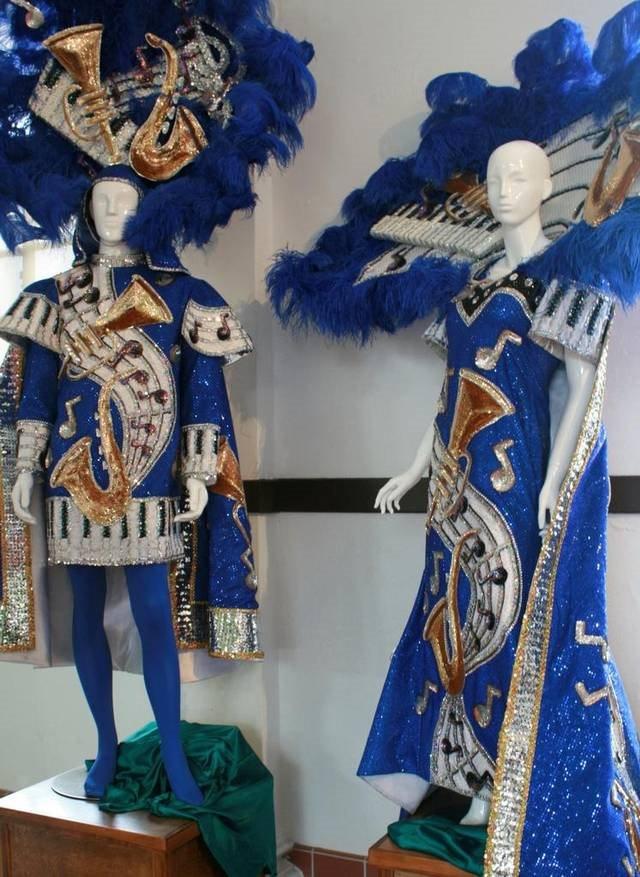 Bay St. Louis Mardi Gras Museum