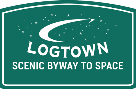 Logtown Scenic Byway to Space