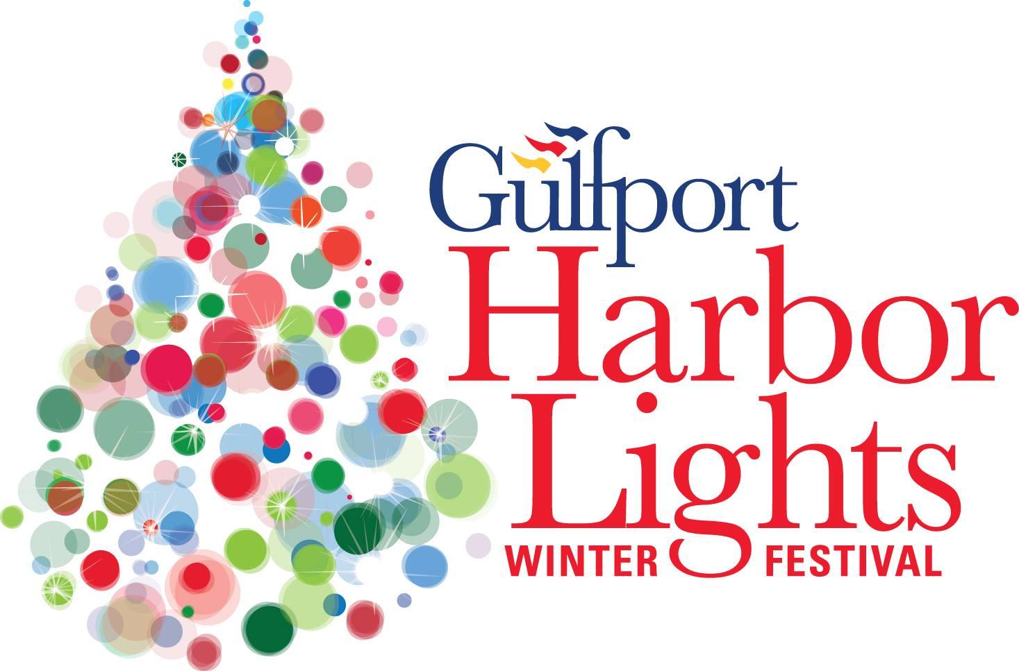 Gulfport Harbor Lights