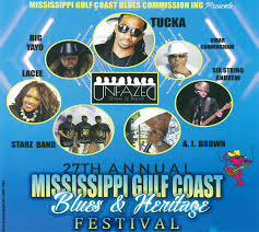 27th Annual Mississippi Gulf Coast Blues & Heritage Festival