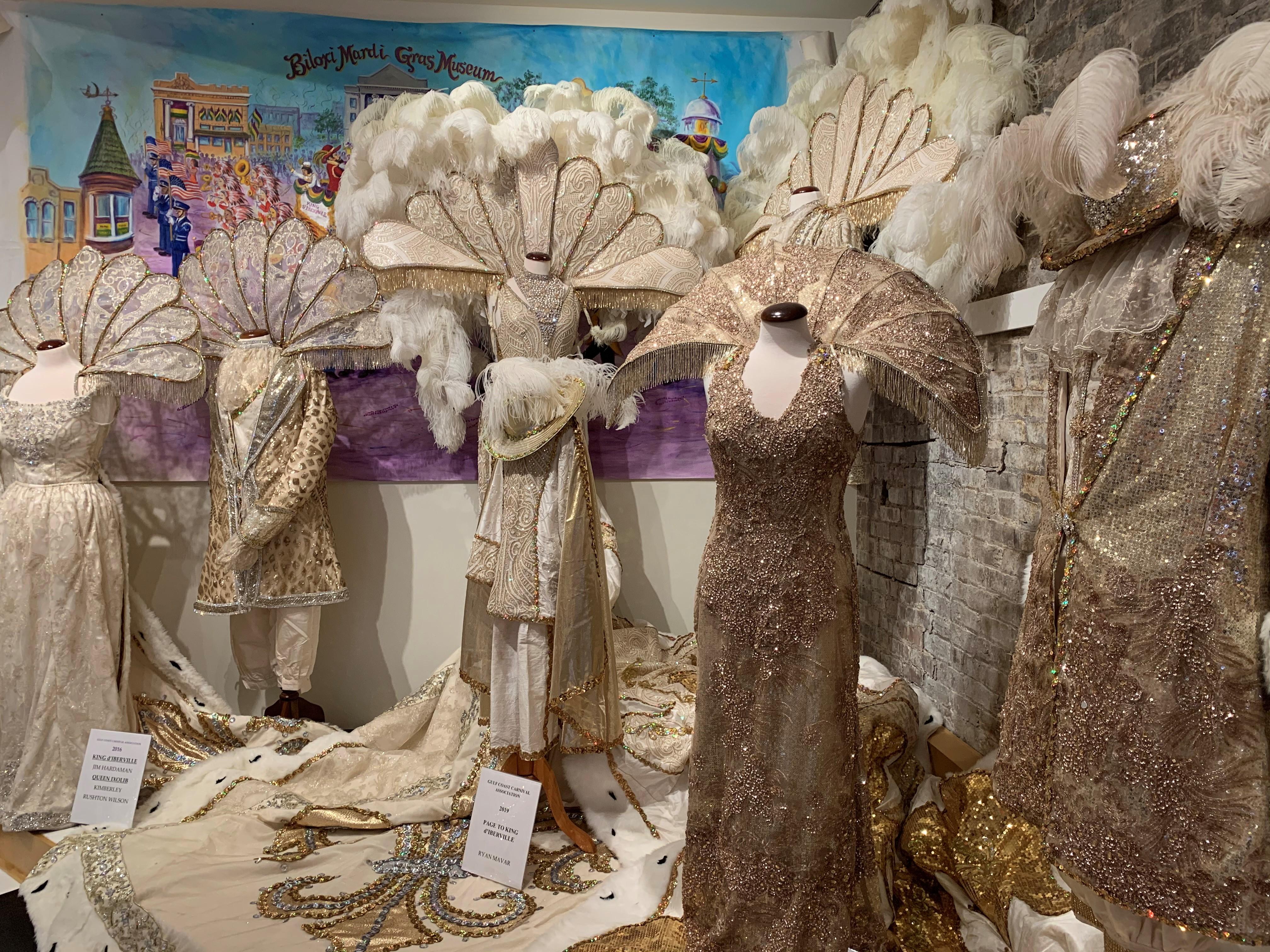 Coastal Mississippi Mardi Gras Museum