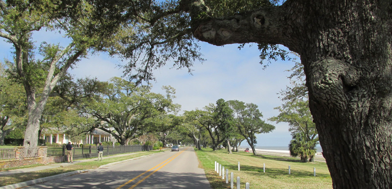 Pass Christian Scenic Drive Historic District
