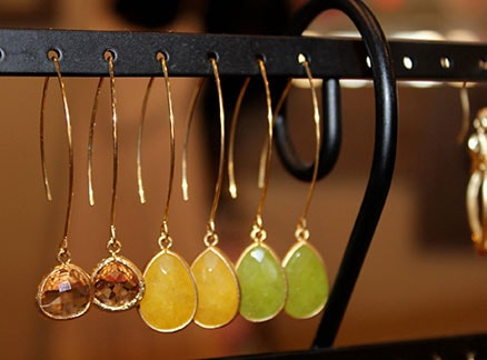 hanging ear rings