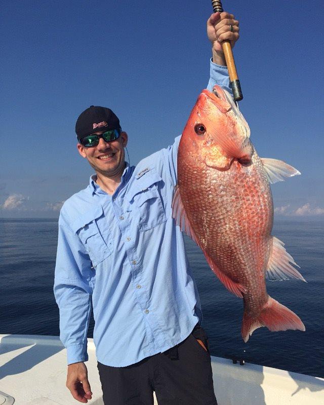 Gulf Coast Fishing at its finest!!!