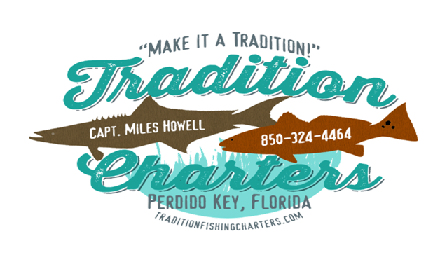 Tradition Charters Logo will link to the home page