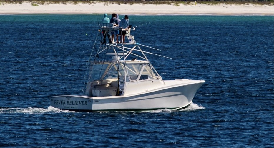 Good morning and welcome aboard another exciting year of fun and fishing with Tradition Fishing Charters!!!  We have completely recovered from the damages caused to Perdido Key and Orange Beach by Hurricane Sally. So we are excited and prepared for our guests old and new!!!!