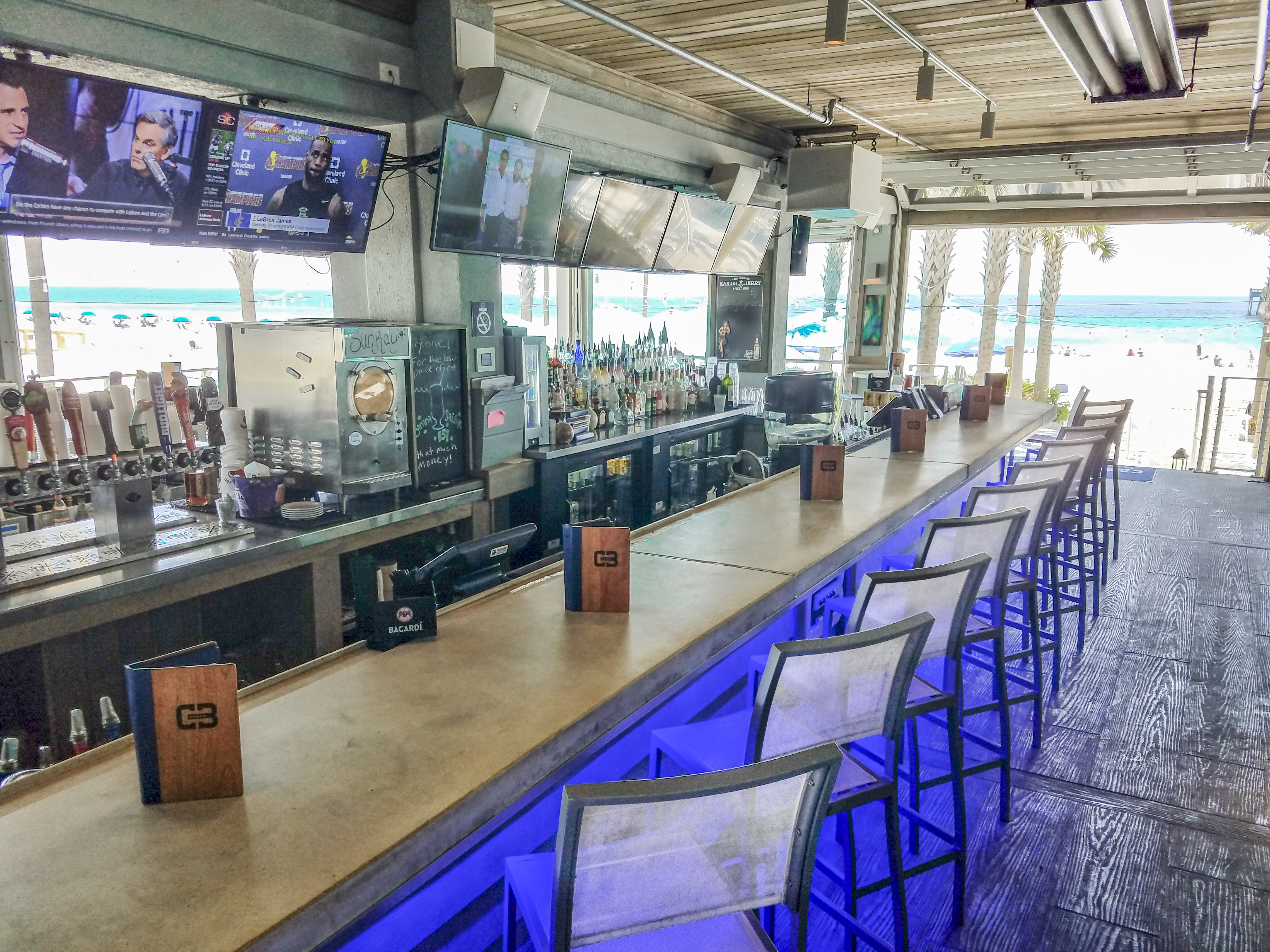 View of the Bar Inside