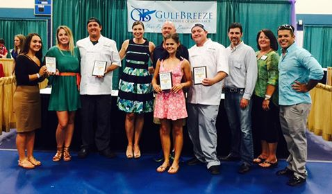 CBB Team at Taste of Gulf Breeze
