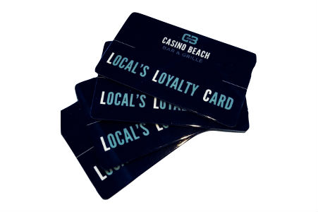 Locals Loyalty Cards
