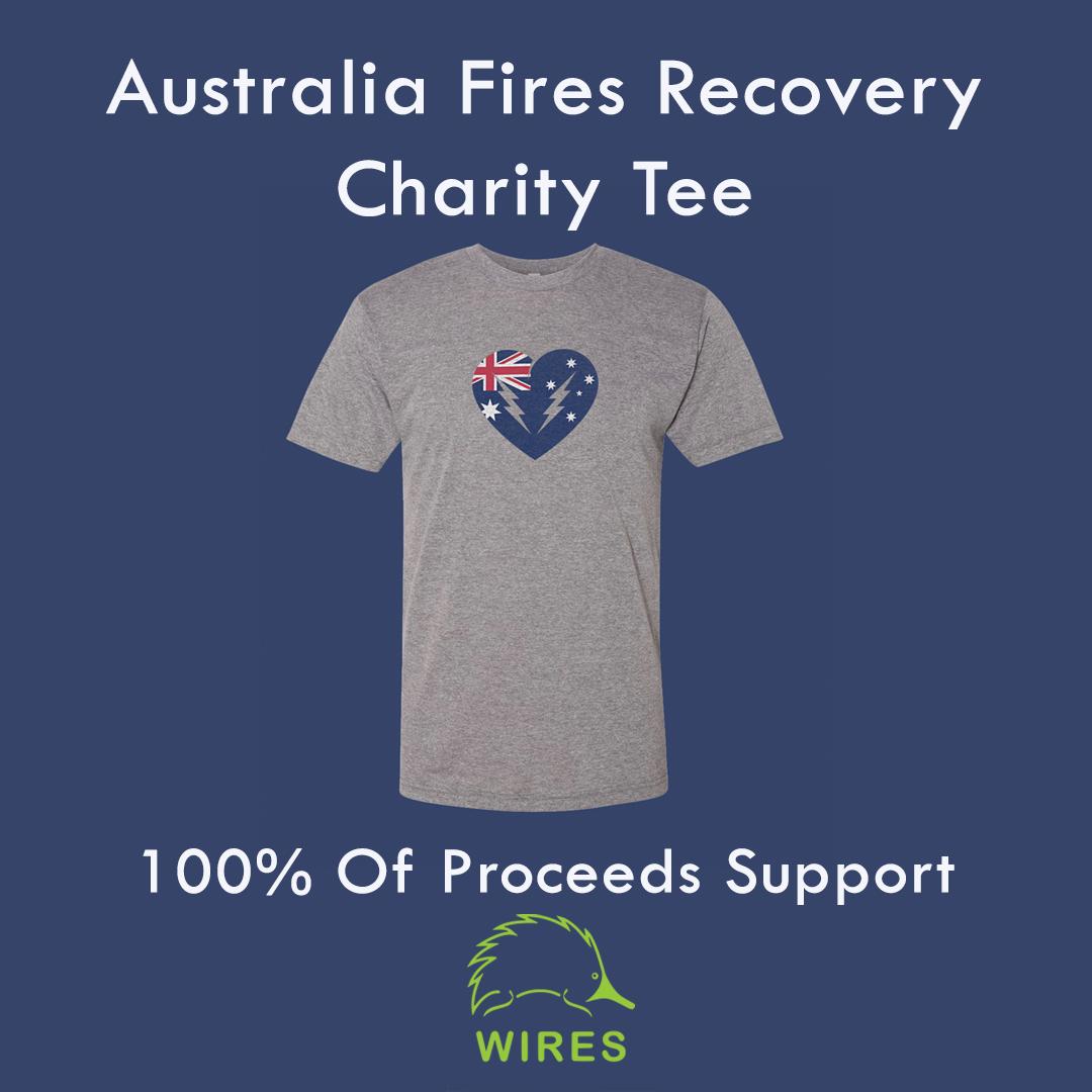 Australia Recovery Charity Tee