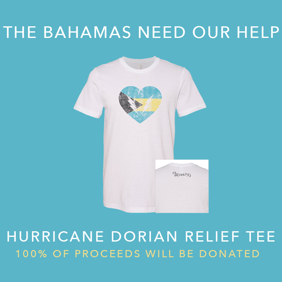 The Bahamas Need Our Help Charity Tee