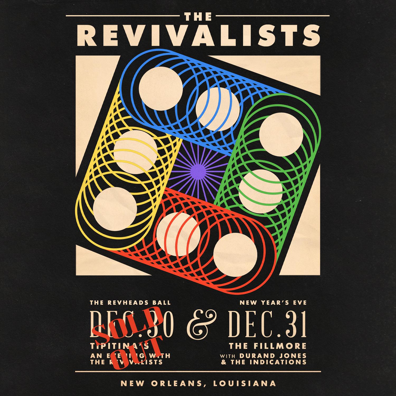 New Orleans NYE & RevHeads Ball